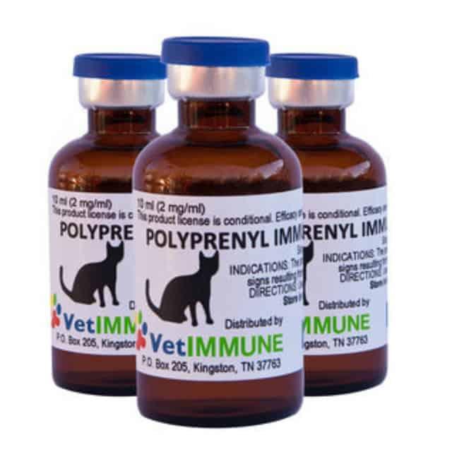 polyprenyl-immunostimulant-vials